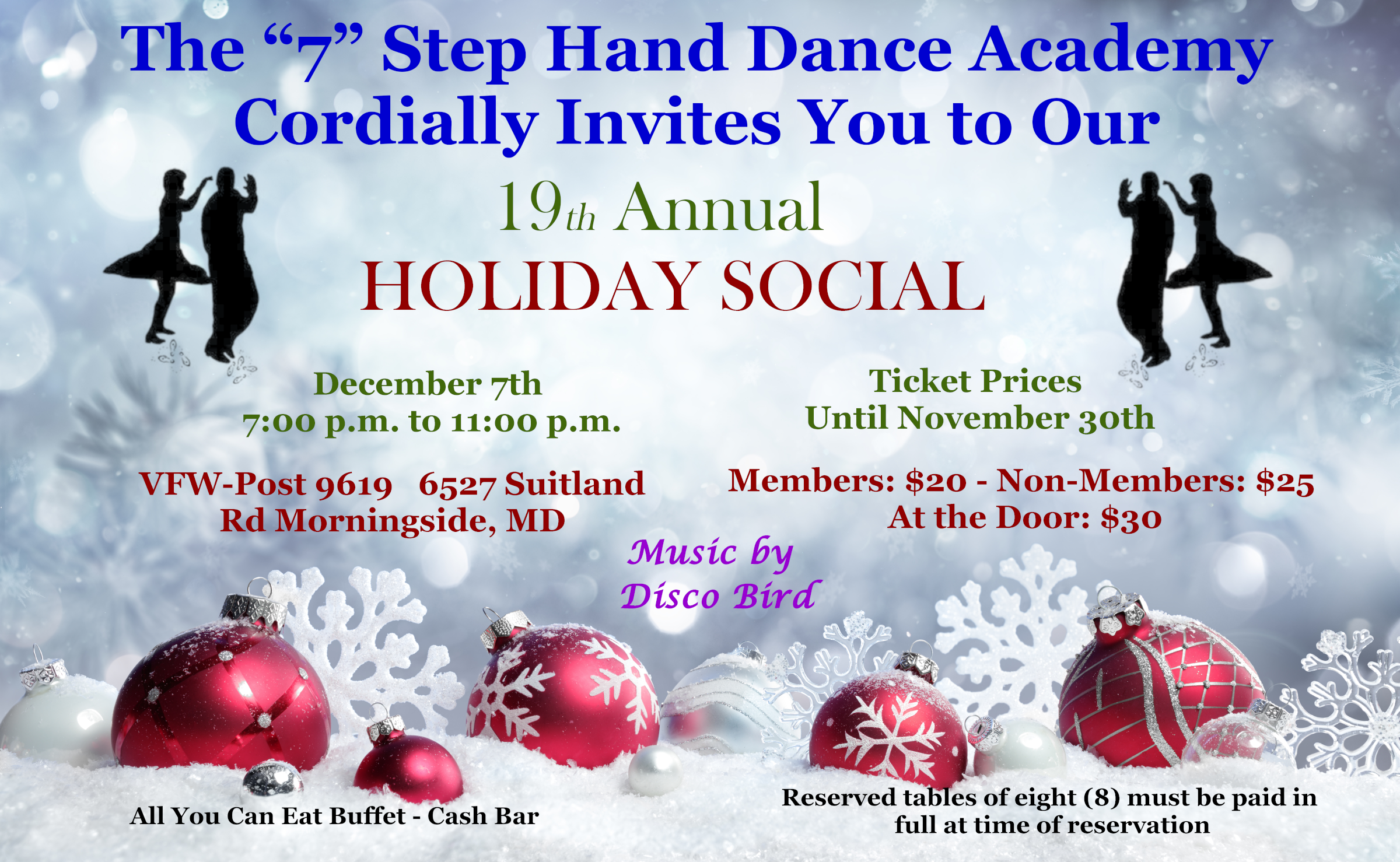19th Annual Holiday Social
